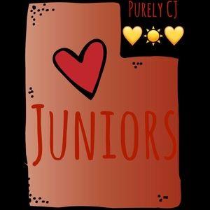 Other - JUNIORS 💛 JUNIORS 💛 JUNIORS...Purely CJ